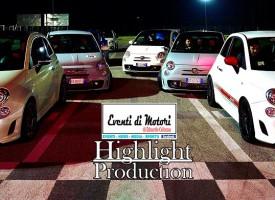 Raduno Abarth Club Campania Venerdì 7 marzo 2014