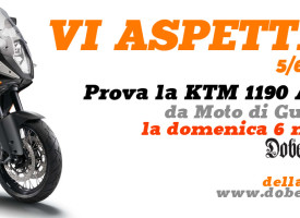 ORANGE DAY LE FOTO della prova KTM Duke e la KTM 1190 Adventure