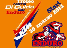 3° Trofeo MOTO DI GUIDA KTM ENDURO 2014 Ultimi giorni per iscriversi!