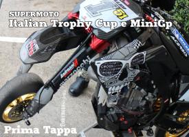 Supermoto Italian Trophy Cup e MiniGp Centro sud