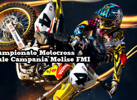 1°Prova Campionato Motocross Regionale Campania Molise FMI