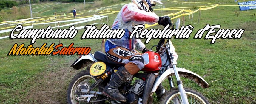 Campionato Italiano Regolarità d'Epoca  Gr5 Moto club Salerno