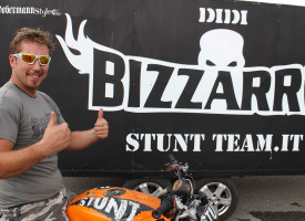 Didi Bizzarro Stunt riding