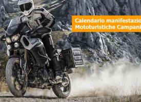 Calendario manifestazioni Mototuristiche Campania 2014