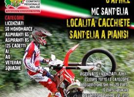 Enduro sprint Campionato regionale Molise Puglia 2014
