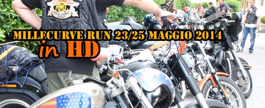 MILLECURVE RUN 23/25 MAGGIO 2014 Maiori – Sa