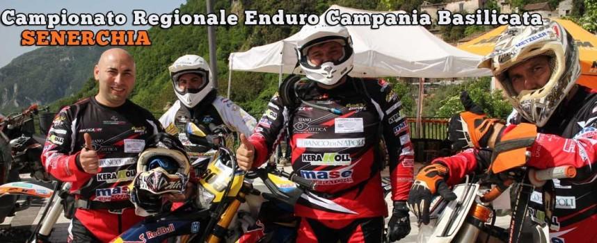 Campionato Regionale Enduro Campania Basilicata Senerchia le foto