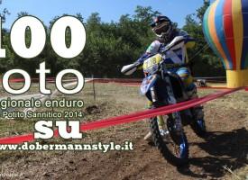 San Potito Sannitico 2014 le foto Campionato regionale enduro