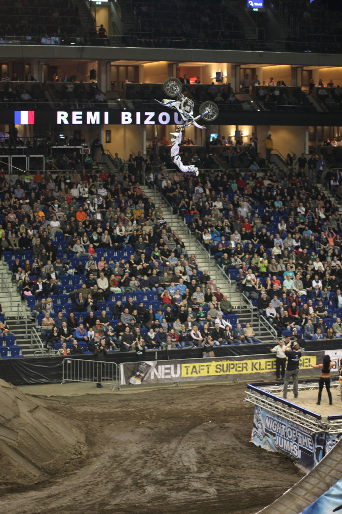 Remi Bizouard - NIGHT of the JUMPs Berlin 2014