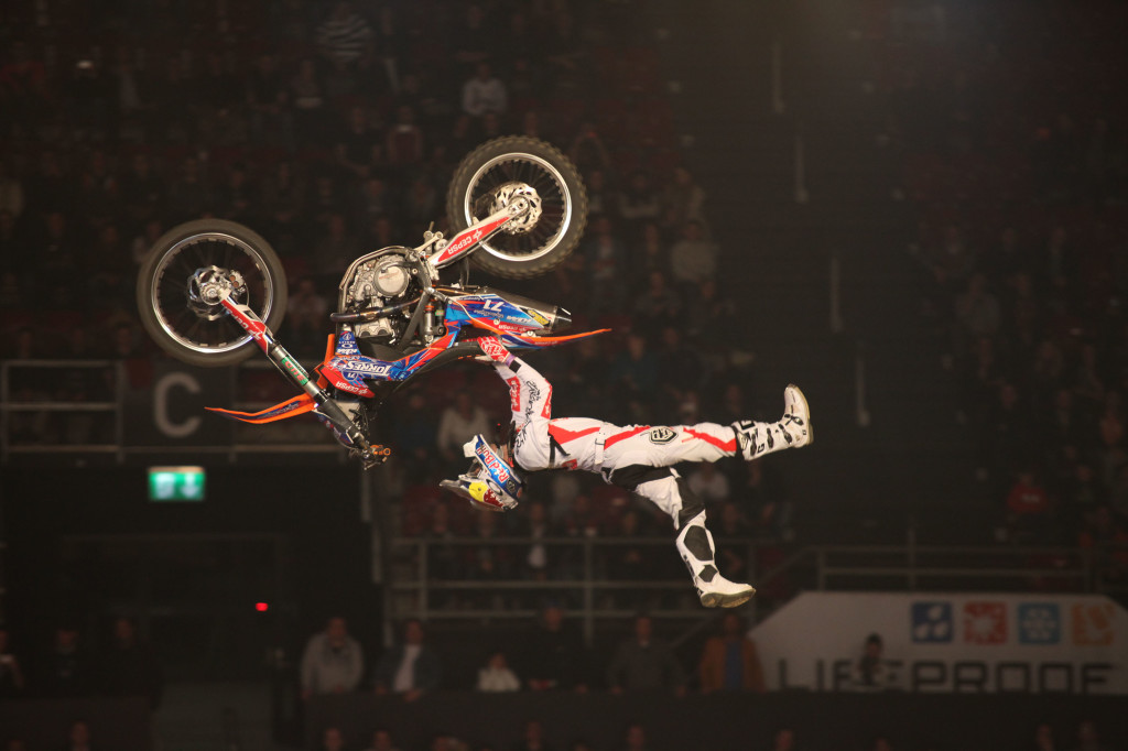Dany Torres - NIGHT of the JUMPs Basel 2014