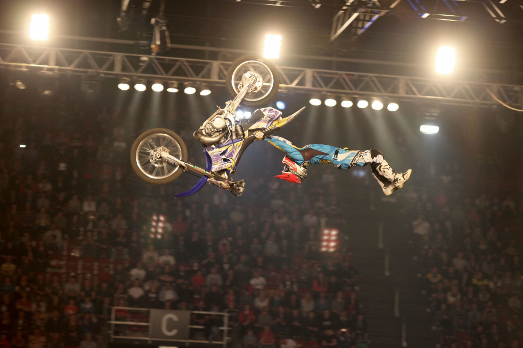 Maikel Melero - NIGHT of the JUMPs Basel 2014