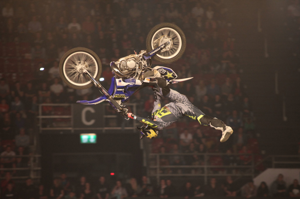 Libor Podmol - NIGHT of the JUMPs Basel 2014