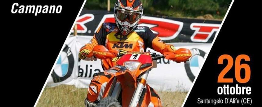 6 prova Campionato Regionale Enduro Campania 2014