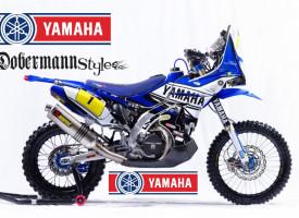 Dakar '15 la YAMAHA