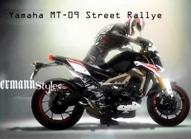 Yamaha MT-09 Street Rallye