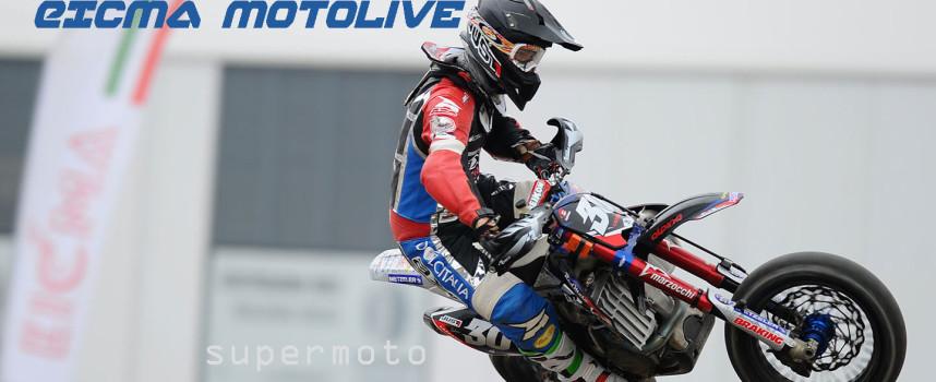 Supermoto Series 2014 – EICMA MotoLive