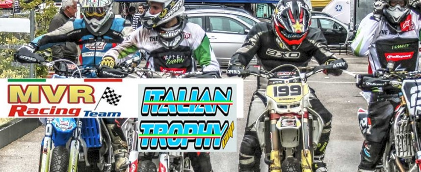 ITALIAN TROPHY CUP 2015 si parte!