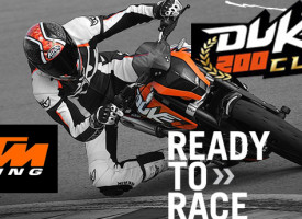 KTM 200 Duke CUP 2015