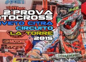 2°Prova Motocross Oliveto Citra Circuito la Torre 2015