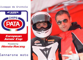 European Junior Cup 2015 con De GRUTTOLA e Iannarone Moto