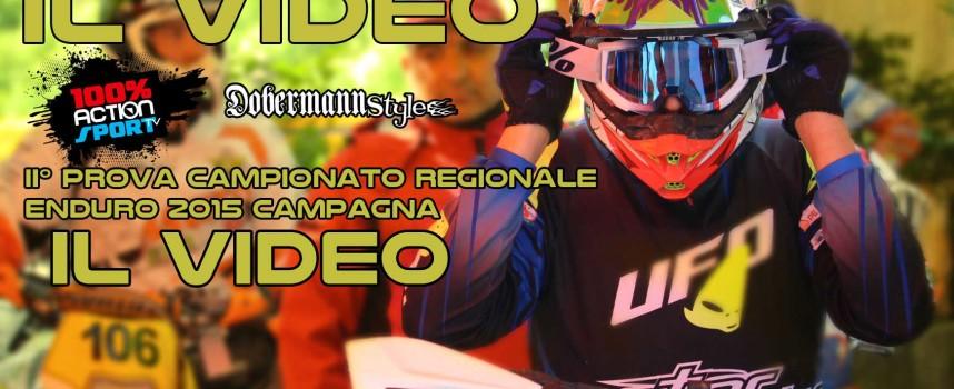 II° Prova Campionato Regionale Enduro 2015 Campagna