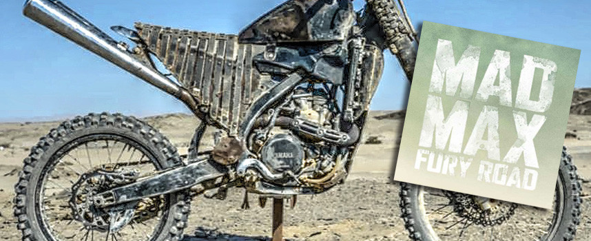 Tutte le moto di MAD MAX road fury