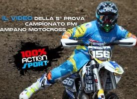 IL VIDEO della 5° Prova Campionato Fmi Campano Motocross