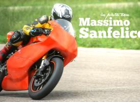 In pista con Massimo Sanfelice