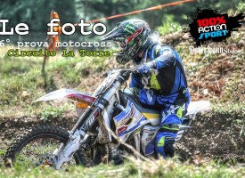 Le foto della 6°Prova campionato regionale motocross