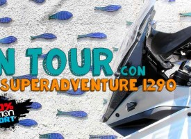 Ktm Super Adventure 1290 costiera amalfitana shooting