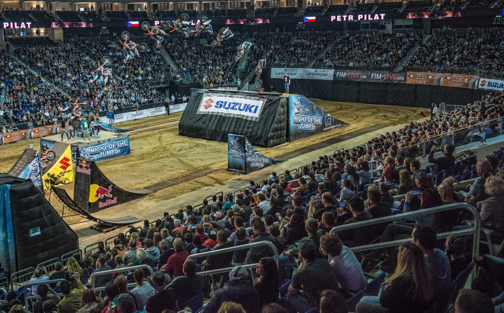 Night Of The Jumps - Berlin 2015