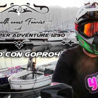 Ktm Super Adventure 1290 il video in costiera amalfitana