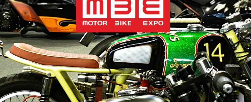 Motor Bike Expo 2016 le foto