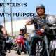 5°MOTORCYCLISTS BENEFIT RIDING WITH PURPOSE
