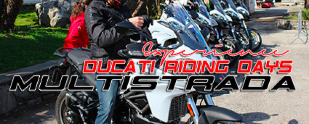 Multistrada Experience – Riding Days
