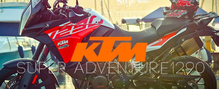 KTM SUPER ADVENTURE 1290 – 2017