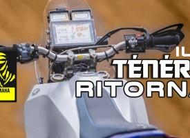 Yamaha Tenere 2019 ECCOLA!