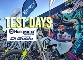 HUSQVARNA TEST DAY 2018 by Moto Di Guida