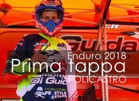 Prima Tappa Enduro con il Team Di Guida Moto