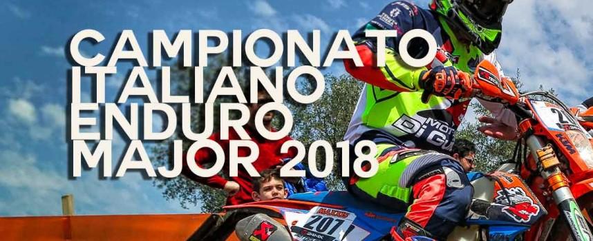 Campionato Italiano Enduro Major 2018