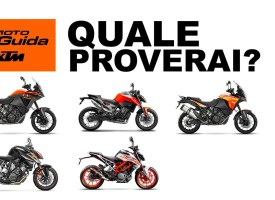 ORANGE DAY KTM 2018 con MOTO di GUIDA