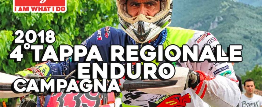 4° Tappa regionale enduro Campagna
