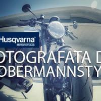 HUSQVARNA fotografata da dobermannstyle