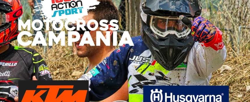 5° Tappa regionale motocross Campania 2018