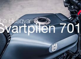 Husqvarna Svartpilen 701